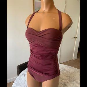 Heidi Klein one piece swimsuit